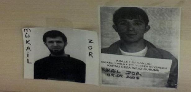 Mükail Zor Türkiyenin En çok Arana Suçlusu