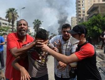 Müslüman Kardeşler Liderlerine Gözaltı