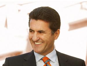Mustafa Sarıgül İstanbul Büyükşehir Belediye Başkanlığına aday