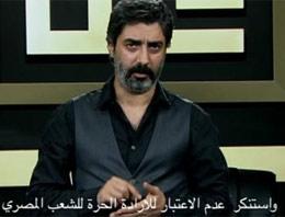 Necati Şaşmazdan Mısır Videosu