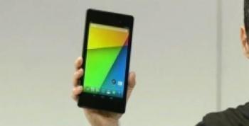 Nexus 7 Siparişleri Başladı