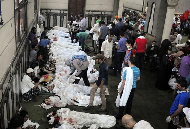 Nil Yine Kan Aktı 213 Ölü