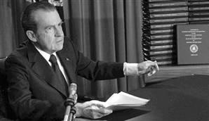 Nixon İtirafları Kabinede Daha Fazla Yahudi Olmayacak