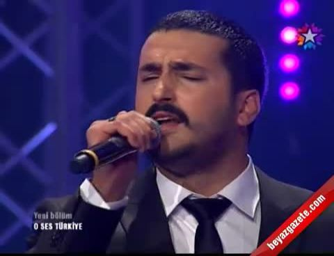 O Ses Türkiye Erkam Aydar Vur Gitsin Beni İzle