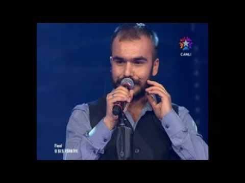 O Ses Türkiye Final  Mustafa Şafak Türküsü