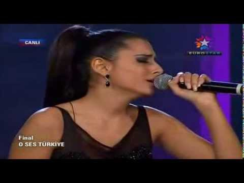 O Ses Turkiye Final Ayda Will Always Love You