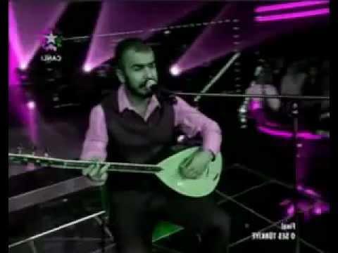 O Ses Turkiye Final Mustafa Bozkurt Uflediler Sondum 18022013 O Ses Türkiye Final Mustafa Bozkurt Üflediler Söndüm 18.02.2013