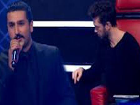 O Ses Türkiye Murat Bozu Kıskandıran Yarışmacı