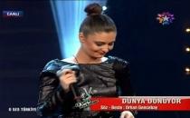 O Ses Türkiye Selin Ataş Dünya Dönüyor Şarkı Performansı