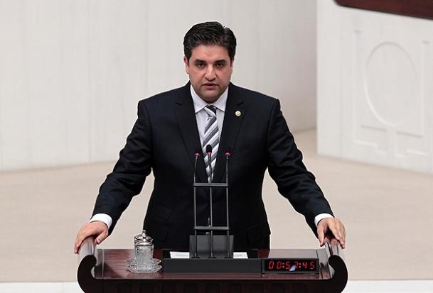 Önen AGİTPA Başkan Yardımcısı