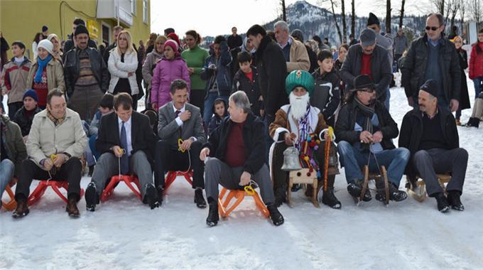 Ordu Kar Festivali Görüntüleri İzle