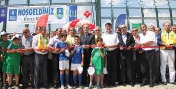 Osmangazi Adalet Spor Tesisleri Açıldı
