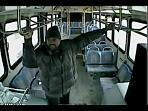Otobüs Sürücüsü Yolcuyu Dövüyor İzle