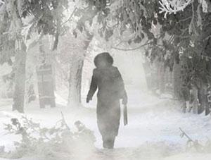 Oymyakon Köyünde Soğuk Rekor Derecede