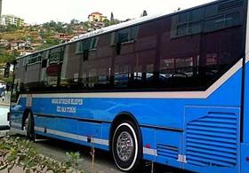 Özel Halk Otobüslerinde Kablosuz İnternet VErilecek
