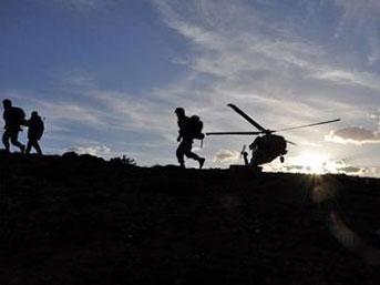 PKK Kampları 4 Saat Bombalandı!
