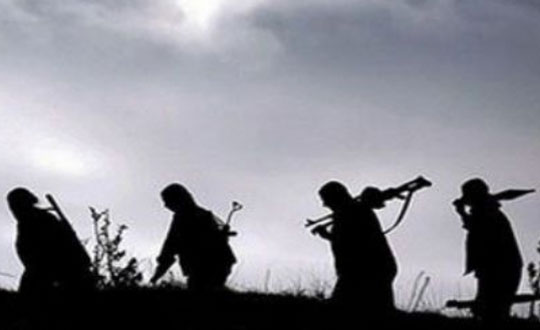PKKlı Kadınların Cesedini Almaya Giden Grupta 4 Kayıp