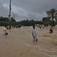 Pakistanda Sel Felaketi