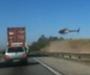 Polis Hırsızı Helikopterden Vurdu