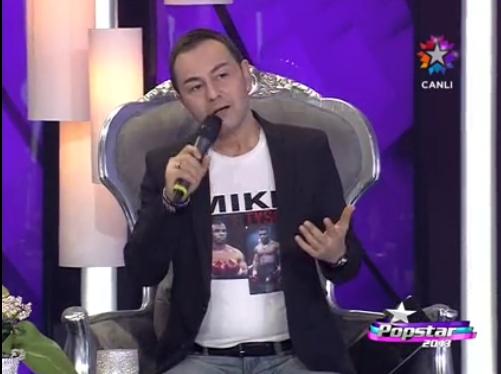 Popstar 2013 Serdar Ortaç Ahmet Kaya Açıklaması