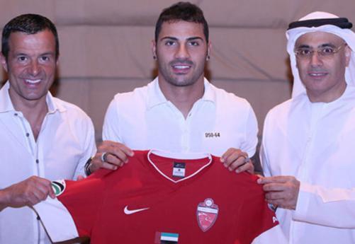 Quaresma Al Ahlide Takimina Transfer Oldu Quaresma Al Ahlide Takımına Transfer Oldu