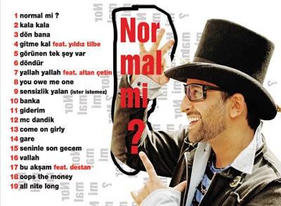 Ragga Oktay Normal mi? İngilizce Şarkıları