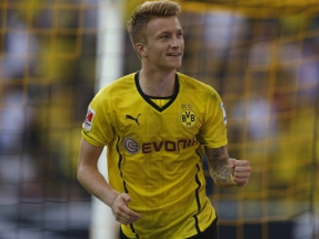 Reus Böyle İstedi Kupa Dortmundun (Video)