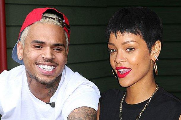 Rihanna Chris Brown İle Birlikteyiz