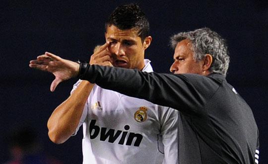 Ronaldodan Mourinhoya Cevap