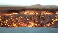 Rusyada Meteorun Düştüğü Yerin Görüntülerini İzle