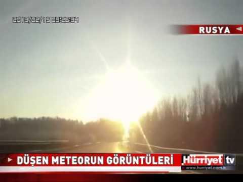 Rusyaya Dusen Goktasi  izle 15 Subat Rusyaya Düşen Göktaşı  İzle 15 Şubat