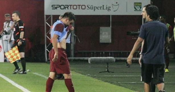 SON DAKİKA Trabzonspordan Volkan Şen Açıklaması