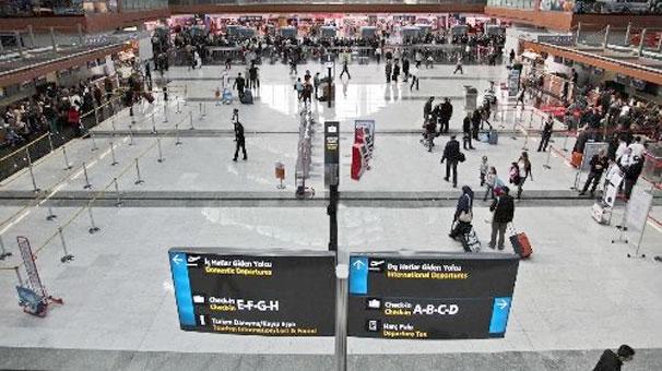 Sabiha Gokcen Havalimani Da Rekor Kirdi Sabiha Gökçen Havalimanı Da Rekor Kırdı