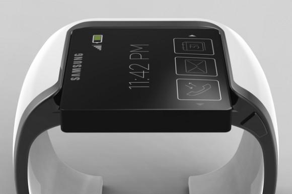 Samsungun Akıllı Saati Eylülde Piyasada