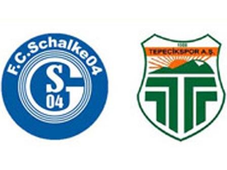 Schalke Tepecikspor Ile Kardeş Oldu