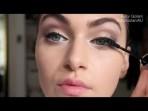 Seksi Megan Fox Tarzı Makyaj Uygulaması